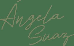 Angela Suaz_Logo principal verde